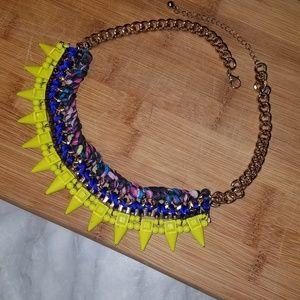 Jewelry - Crazy Spike Necklace